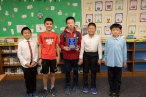 Math League 6th grade