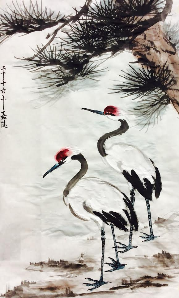 Traditional Landscape Painting