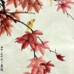 2017-10-01 maple and birds