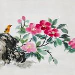 2018-9-23 Camellia 山茶花